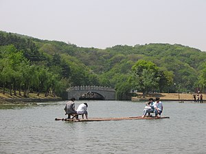 Pukou District - Image: Zhenzhuquan