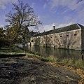 Zicht op kasteel met gracht - Ambt Delden - 20389120 - RCE.jpg