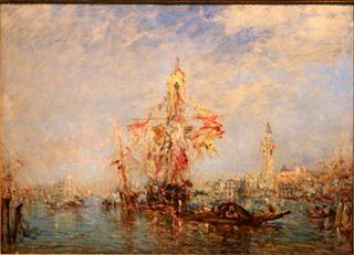 Venise, fête de l'Assomption