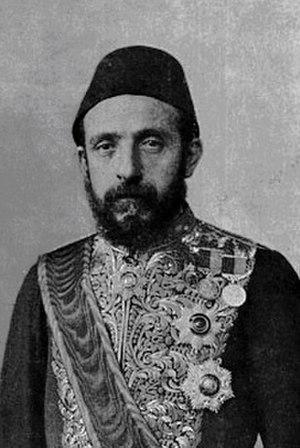 Mustafa Zihni Pasha - Image: Zihnipasha