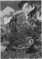 Zion Museum with the Angel Landing in background. - NARA - 520563.tif
