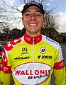 Zottegem - Driedaagse van De Panne-Koksijde, etappe 2, 1 april 2015, vertrek (A078).JPG