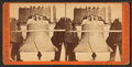 """""""Old Libery Bell,"""" 1776, from Robert N. Dennis collection of stereoscopic views.png"""