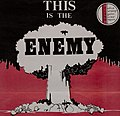 """This is the Enemy"" MCANW poster, 1980s Wellcome L0075379 (cropped).jpg"