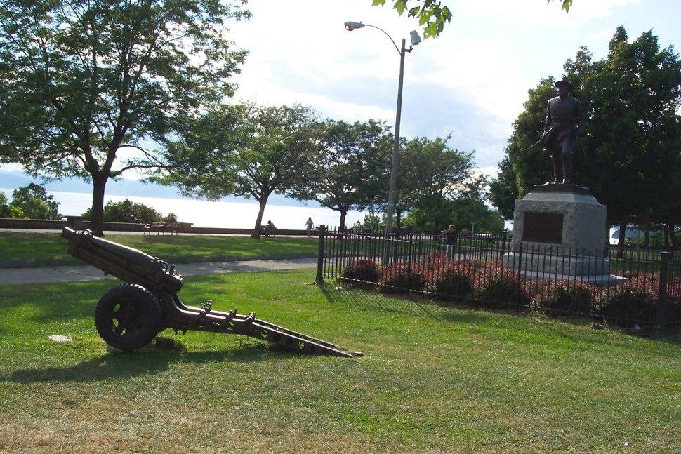 'Battery Park in Burlington' by Tania Dey