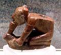 (Man smoking from frog pipe) effigy pipe HRoe-2010.jpg