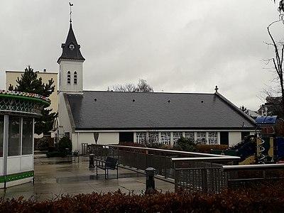 Église Saint-Jean-Baptiste du Plessis-Trévise