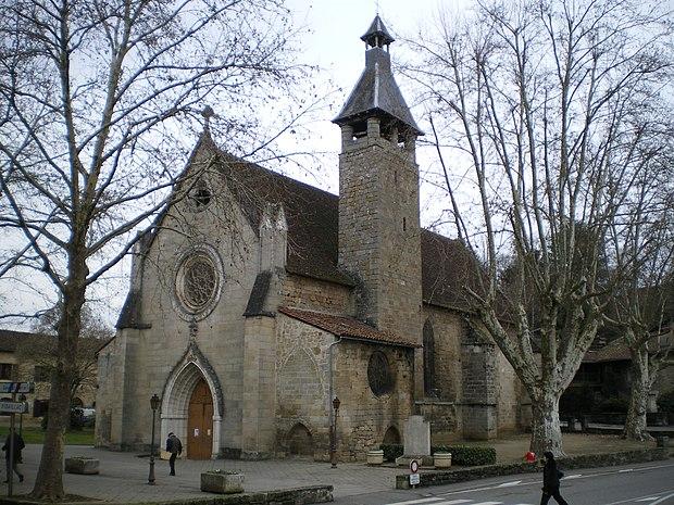 Monument historique à Figeac