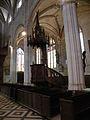 Église de Chaumont-en-Vexin chaire 5.JPG