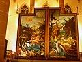 Église des Dominicains - Retable d'Issenheim - Tentation de Saint Antoine & Visite de Saint Antoineà Saint Paul.jpg
