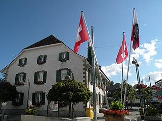 Épalinges - Epalinges town hall