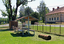 Černovice (DO), playground.jpg