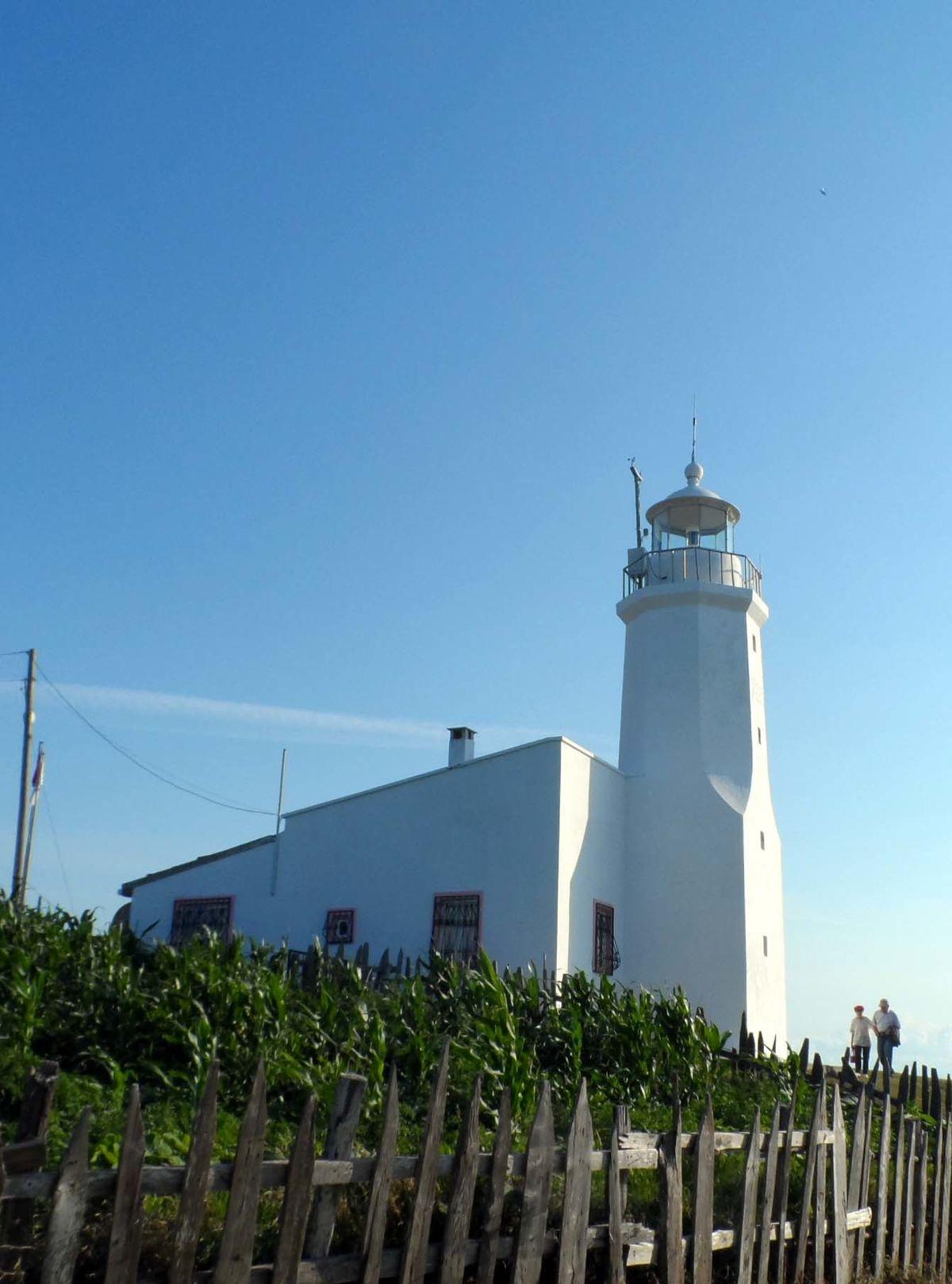 1 Point Safety >> İnceburun Lighthouse - Wikipedia