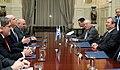 Συνάντηση ΥΠΕΞ Σ. Δήμα με Αντιπρόεδρο και Υπουργό Άμυνας του Ισραήλ E. Barak (6679356605).jpg