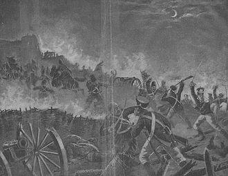 Battle of Aslanduz - Image: Асландузская битва