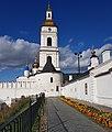 Башня Павлинская и Соборная колокольня.jpg