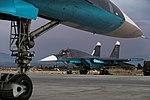 Будни авиагруппы ВКС РФ на аэродроме «Хмеймим» (Сирийская Арабская Республика) (59).JPG