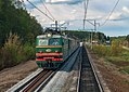 ВЛ10К-1176, Russia, Bashkortostan, Tavtimanovo - Urman stretch (Trainpix 210968).jpg