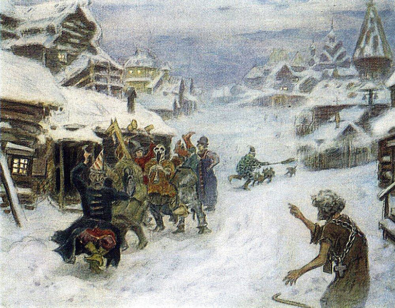 File:Васнецов Скоморохи 1904.jpg