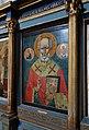 В Благовещенском соборе. Икона Николая Чудотворца XVII века.jpg