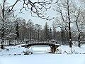 """Гатчинский парк. Мост у Адмиралтейского """"Ковша"""".jpg"""