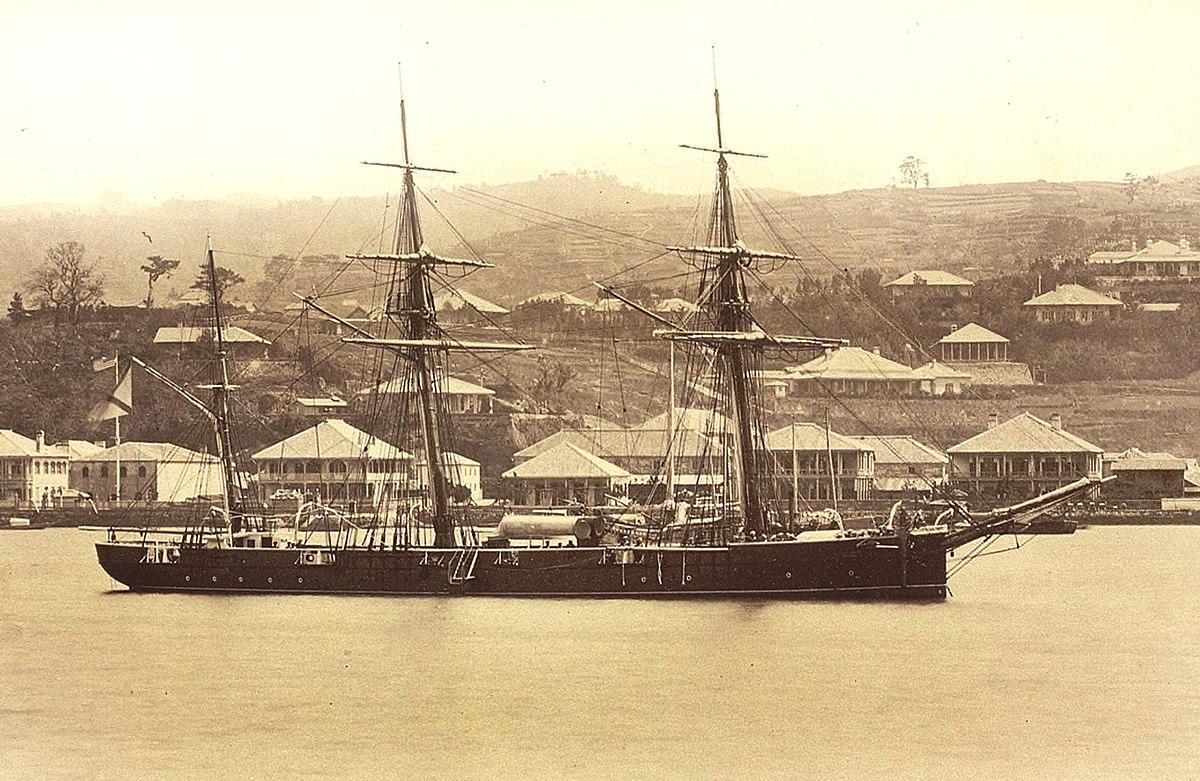Морж (канонерская лодка) — Википедия