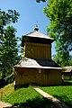 Дзвіниця Михїайлівської церкви в с. Негровець.jpg