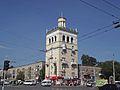 Запорожье. Здание с башней..JPG