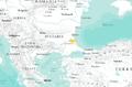 Карта поширення Alburnus schischkovi.png