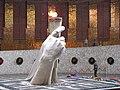 Мамаев курган. Зал воинской славы. Вечный огонь - panoramio.jpg