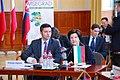 Министър Вигенин и посланик Бисерка Бенишева (13203480064).jpg