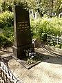 Могила Жукова Б.М. на Серафимовском кладбище Санкт-Петербурга.jpg