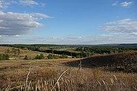 Новолиманский холм, озеро Немереж.jpg