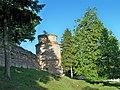 Оборонні споруди монастиря.Фото.JPG