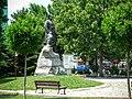 Паметникът на Капитан Петко Войвода, Хасково - panoramio.jpg