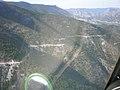 Поглед од хеликоптер, СК кон Порече 29.jpg