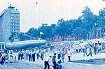 Подводная лодка С-56, Владивосток, День ВМФ, 25 июля 1982 года.jpg