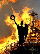 Пожар Троице-Измайловского собора, СПб, 24.08.2006 - пламя.jpg