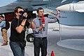 Работа журналистов на авиабазе «Хмеймим» в Сирии (1).jpg