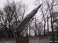 Ракета ЗРК 2К11 Круг в Донецке 001.jpg