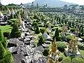 Сад Нонг Нуч (Паттайя, Таиланд). Французский парк. 02.jpg
