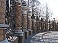 Санкт-Петербург, Ограда Михайловского сада.JPG