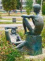 Скульптура композиція «Мрія», Бєлгородський бульвар.jpg