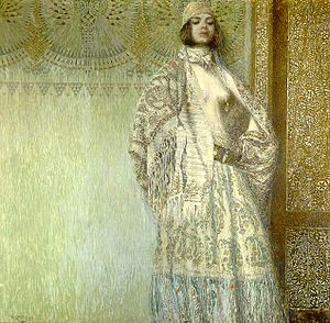 1907 in art - Salomé