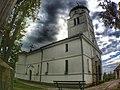 Црква Св.Петке у Великом Орашју (широкоугаони приказ).JPG
