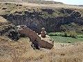 Ախուրյան գետի ափին գտնվող Կուսանաց վանքը,Անի.jpg