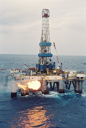 Energy in Israel - Drilling for oil in the Mediterranean, Noa gas field