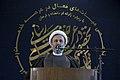 سخنرانی علیرضا پناهیان در جمع هیئت های مذهبی در قصر شیرین به مناسبت بیست و دوم بهمن ماه Alireza Panahian 08.jpg