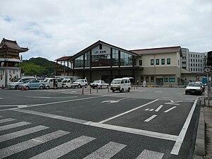 Hamada, Shimane - Hamada Station