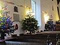 -2018-12-15 2018 Christmas tree festival Church of All Saints, Gimingham (13).JPG